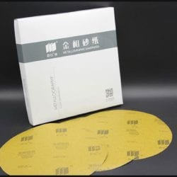 Metallographic special sandpaper