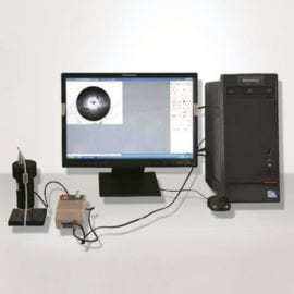 CCD Bildverarbeitungs System